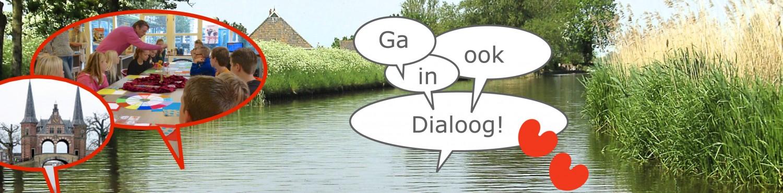 Fryslân in Dialoog
